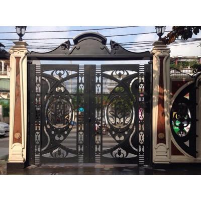 Top 40 mẫu cửa cổng sắt CNC mỹ thuật đẹp mới nhất hiện nay