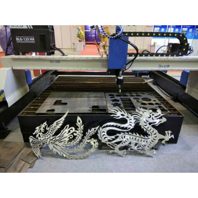 Sự lên ngôi của sắt nghệ thuật bằng cắt máy CNC