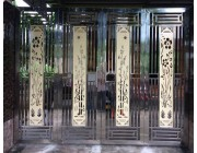 Báo giá làm cửa inox, cổng inox đẹp giá rẻ