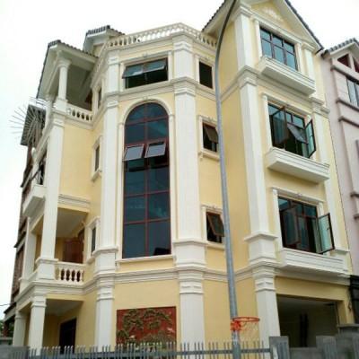 Mẫu một số công trình sử dụng cửa nhôm Xingfa tem đỏ nhập khẩu đẹp