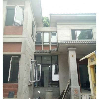 Cửa nhôm Xingfa tại Biệt thự, Hưng Yên