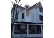 Làm cửa nhôm Xingfa tại Biệt thự Văn Khê, Hà Nội