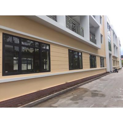 Cửa nhôm Xingfa tại nhà máy Dược Phẩm Lotus