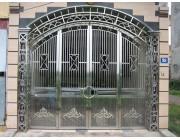 Sản phẩm cửa cổng inox