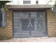 Sử dụng cửa sắt trong xây dựng nhà ở