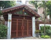 Một số ưu điểm khi sử dụng cửa cổng sắt