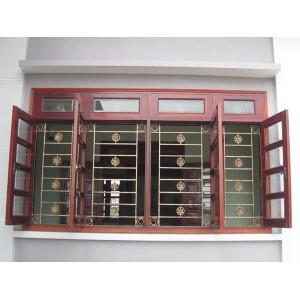 Cửa sổ hoa sắt