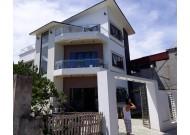 Làm cửa nhôm Xingfa cho biệt thự tại Thái Bình