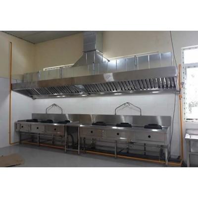 Nhận gia công inox thiết bị bếp công nghiệp, thiết bị bếp nhà hàng