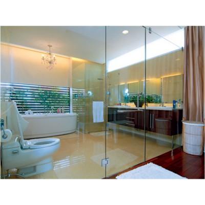 Cách lựa chọn vật liệu vách kính phòng tắm