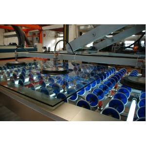 Quy trình sản xuất kính anh toàn