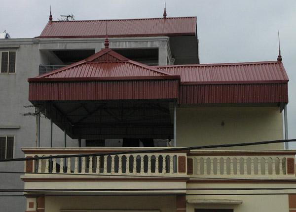 Báo giá thi công làm nhà khung thép mái tôn trọn gói giá rẻ 2021