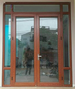 Cửa nhôm Việt Pháp tại Nghệ An